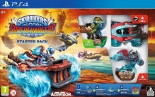 Skylanders: SuperChargers Starter Pack (PS4)