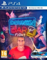 Drunkn Bar Fight VR (PS4)