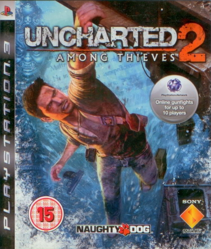 Uncharted 2: Among Thieves (PS3) použité