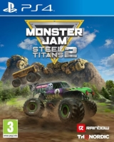 Monster Jam: Steel Titans 2 (PS4)