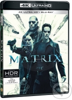 The Matrix UHD+BD (BD)