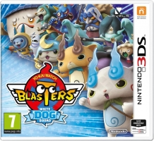 YO-KAI Watch Blasters - White Dog (3DS)