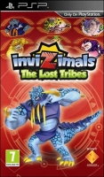Invizimals: The Lost Tribes (PSP)