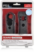 Speed Link Guard Silicone Skin Kit black Move (PS3)