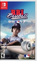 RBI Baseball 2017 (Switch)