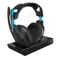 Astro A50 Wireless 7.1 + Base Station - modro/černá (PS4/PC)