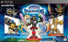 Skylanders: Imaginators Starter Pack (PS3)