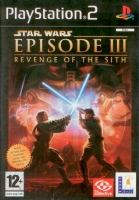 Star Wars Episode III: Revenge of the Sith (PS2) použité
