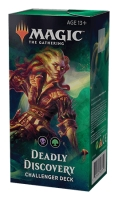 Magic: The Gathering Challenger Deck 2019 - Deadly Discovery