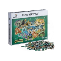 Overwatch - Blizzard World Puzzle - 1000 pieces