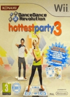 DanceDance Revolution: Hottest Party 3 (Wii)