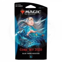 Magic: The Gathering Core Set 2020 Theme Booster - Blue