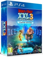 Asterix and Obelix XXL 3: The Crystal Menhir Limited Edition (PS4)