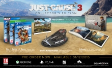 Just Cause 3 - Collector's Edition (XONE)