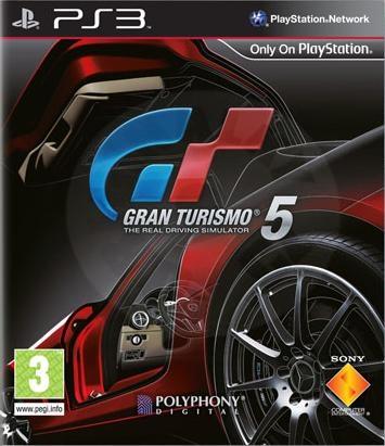 Gran Turismo 5 (PS3) použité