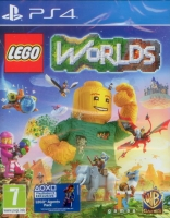 Lego Worlds (PS4) ENG
