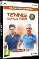 Tennis World Tour RG Edition (PC)