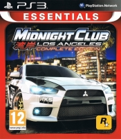 Midnight Club Los Angeles - Complete Edition (PS3)