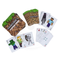 Playing Cards Minecraft