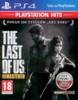 The Last of Us Remastered EN (PS4)