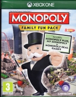 Monopoly Family Fun Pack (XONE)