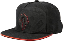 World of Warcraft Horde Snap Back Hat