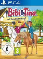 Bibi & Tina at the Horse Farm (PS4)