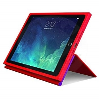 Logitech Block Protective Shell for Ipad Air 2 - red