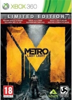 Metro: Last Light - Limited Edition (X360) použité