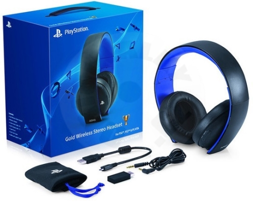 Sony Wireless Stereo Headset 7.1 v2 (PS4/PS3/PSV/PC/Switch)
