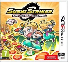 Sushi Striker: The Way of Sushido (3DS)