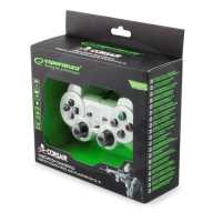 Esperanza Corsair Gamepad EGG106W (PC/PS2/PS3)