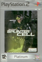 Tom Clancy´s Splinter Cell (PS2) použité