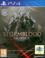 Final Fantasy XIV: StormBlood (PS4)