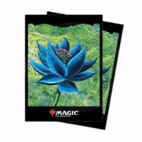 UltraPRO Deck Protector: 100 Sleeves - Black Lotus
