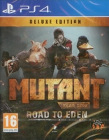 Mutant Year Zero : Road to Eden Deluxe Edition (PS4)