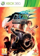 The King of Fighters XIII: Deluxe edition (X360)