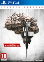 The Evil Within Limited Edition (PS4) použité