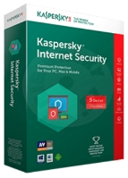 Kaspersky Internet Security - 1 licence for 1 year, multi device
