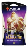 Magic: The Gathering Throne of Eldraine Theme Booster - White