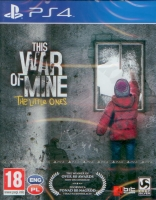 This War of Mine: The Little Ones (PS4) použité