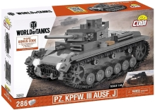 COBI - World of Tanks - Tank PzKPFW.II AUSF. J Scale 1:48