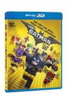 The Lego Batman Movie 3D (BD)