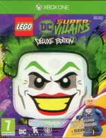 Lego DC Super - Villains Deluxe Edition (XONE)