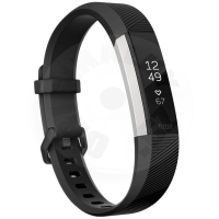 Fitbit Alta HR large - black