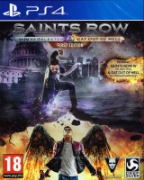 Saints Row IV: Re-Elected + Gat Out of Hell - First Edition (PS4)