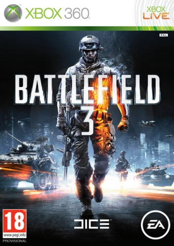 Battlefield 3 - Limited Edition (X360) použité