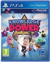 Knowledge is Power ENG (PS4)