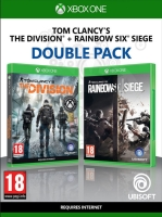 Rainbow Six Siege + The Division DoublePack (XONE)