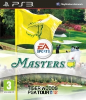 Tiger Woods PGA Tour 12: The Masters (PS3) použité